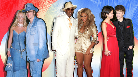 The Most Iconic Celebrity Couple Red-Carpet Moments | StyleCaster