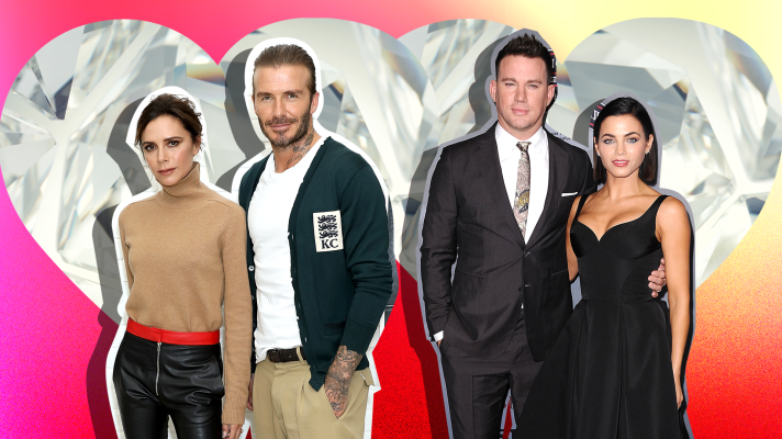 The Most Luxurious Valentine's Day Gifts Celebrity Couples Have Given Each Other