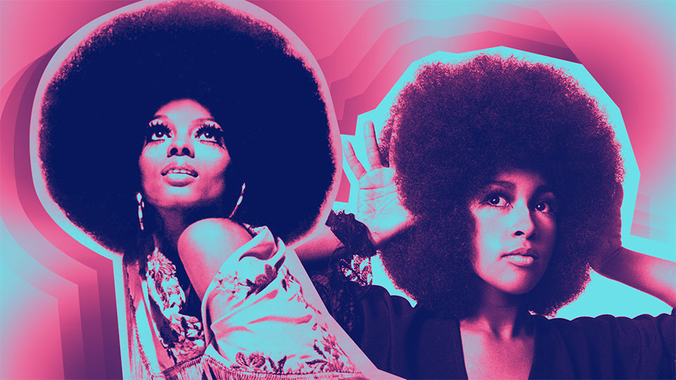 22 Bold and Beautiful Celebrity Afros That Helped Define Black History