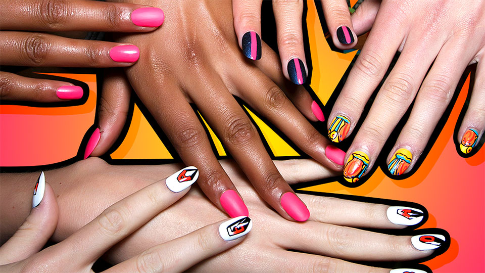 10 Sizzling Summer Nail Art Looks That Will Definitely Turn Heads