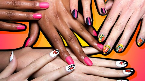 Celebrity Nail Artists with Must-Follow Instagram Feeds | StyleCaster