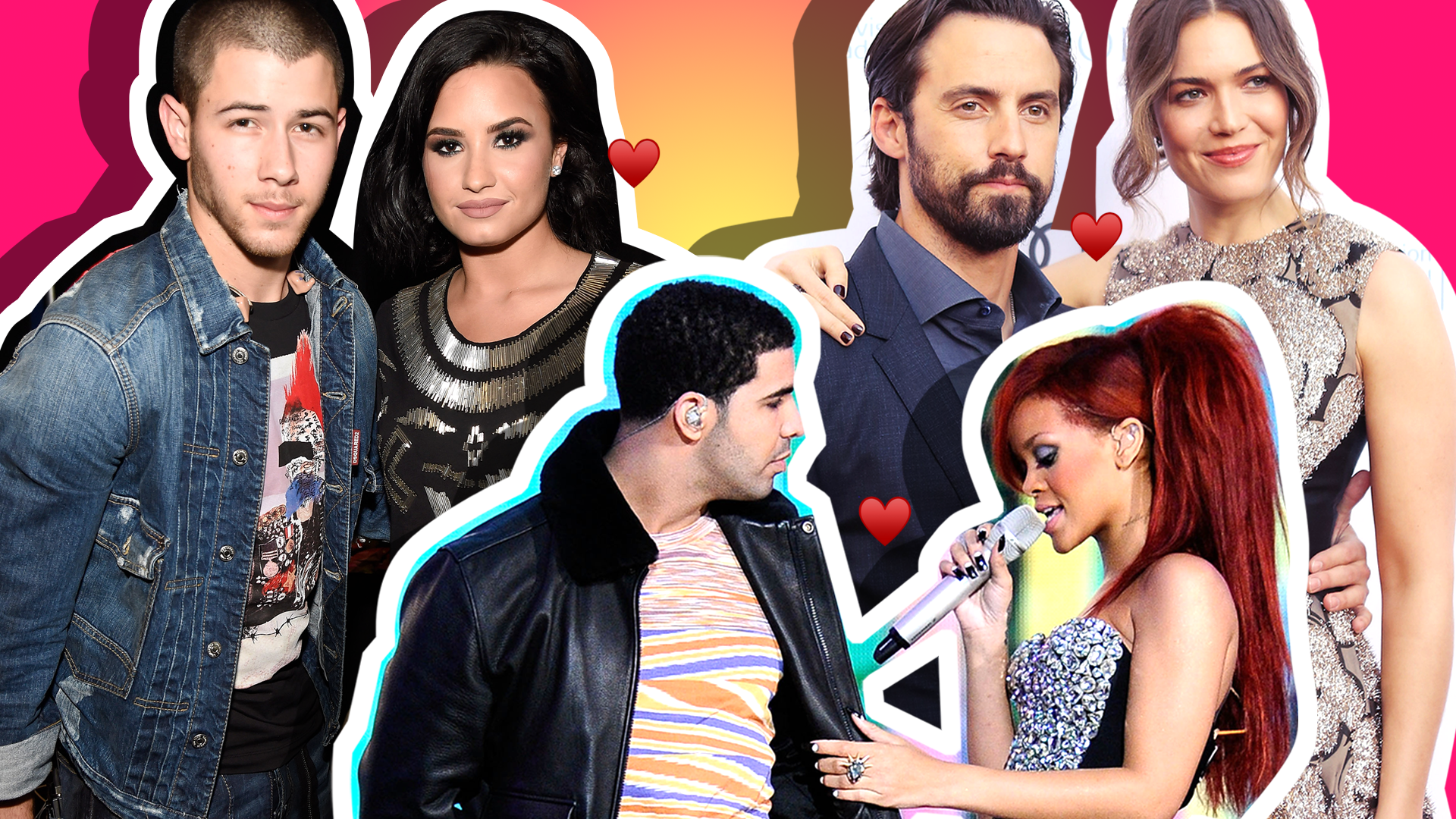 10 Celebrity Couples Who We Wish Were Actually Together