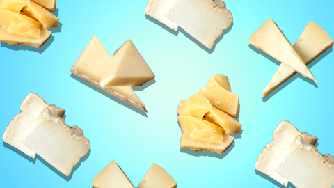 12 Hacks for Getting Your Cheese Fix the Healthy Way | StyleCaster