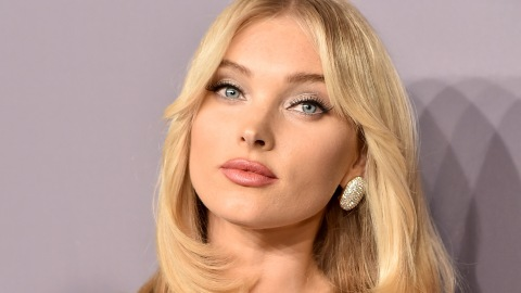 Elsa Hosk's Cropped Blazer Might Be My New Favorite Boss Babe Look | StyleCaster