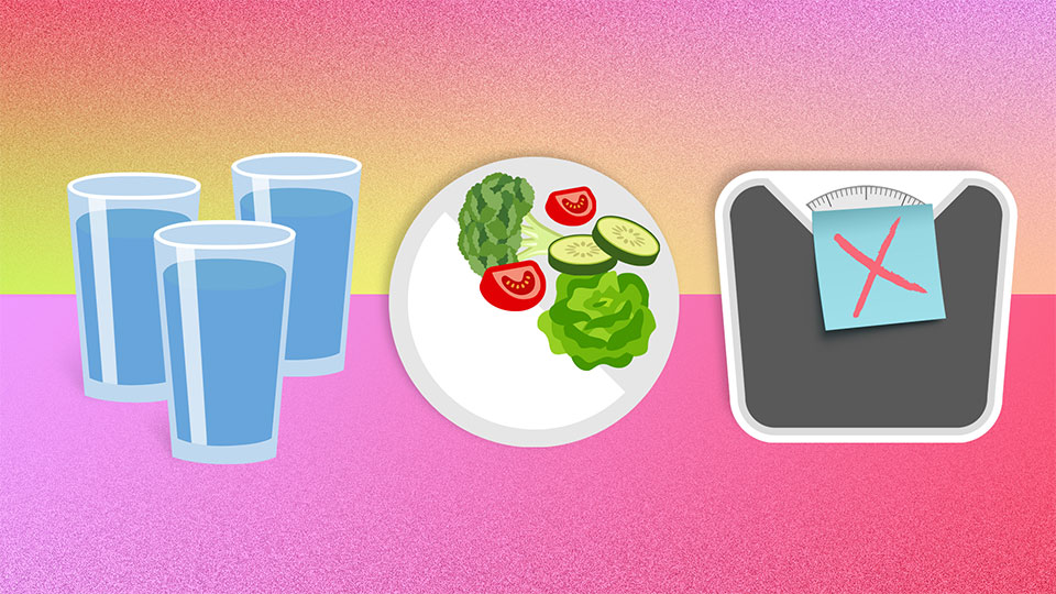 9 Practical Ways to Maintain a Healthy Weight Without Looking at the Scale