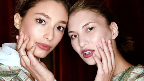 Prepare to Be Obsessed With This NYFW 'Baby Lips' Hack | StyleCaster