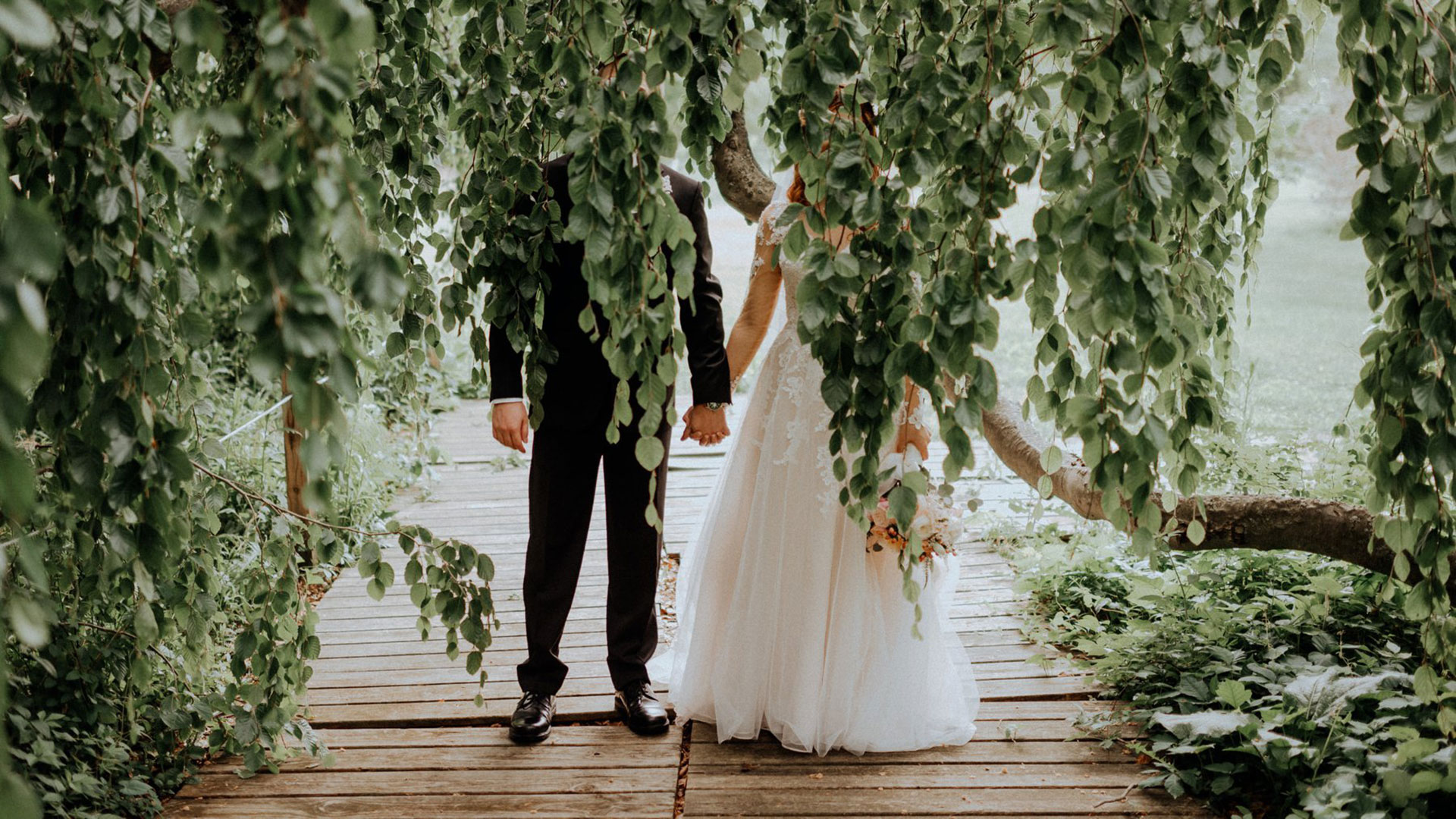 STYLECASTER | 2018 Pinterest Wedding Trends