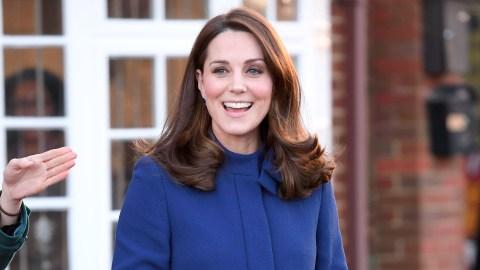 Why Kate Middleton Won't Wear Black to the BAFTAs | StyleCaster