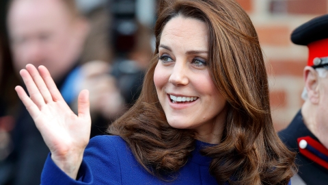 Kate Middleton Spiked Sales in This Unexpected Hair Accessory | StyleCaster