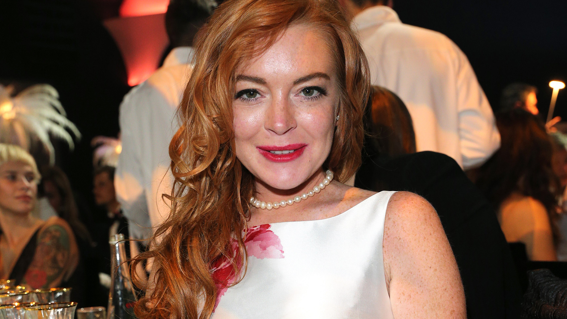 Lindsay Lohan Reveals the Exciting First Product from Her Beauty Line