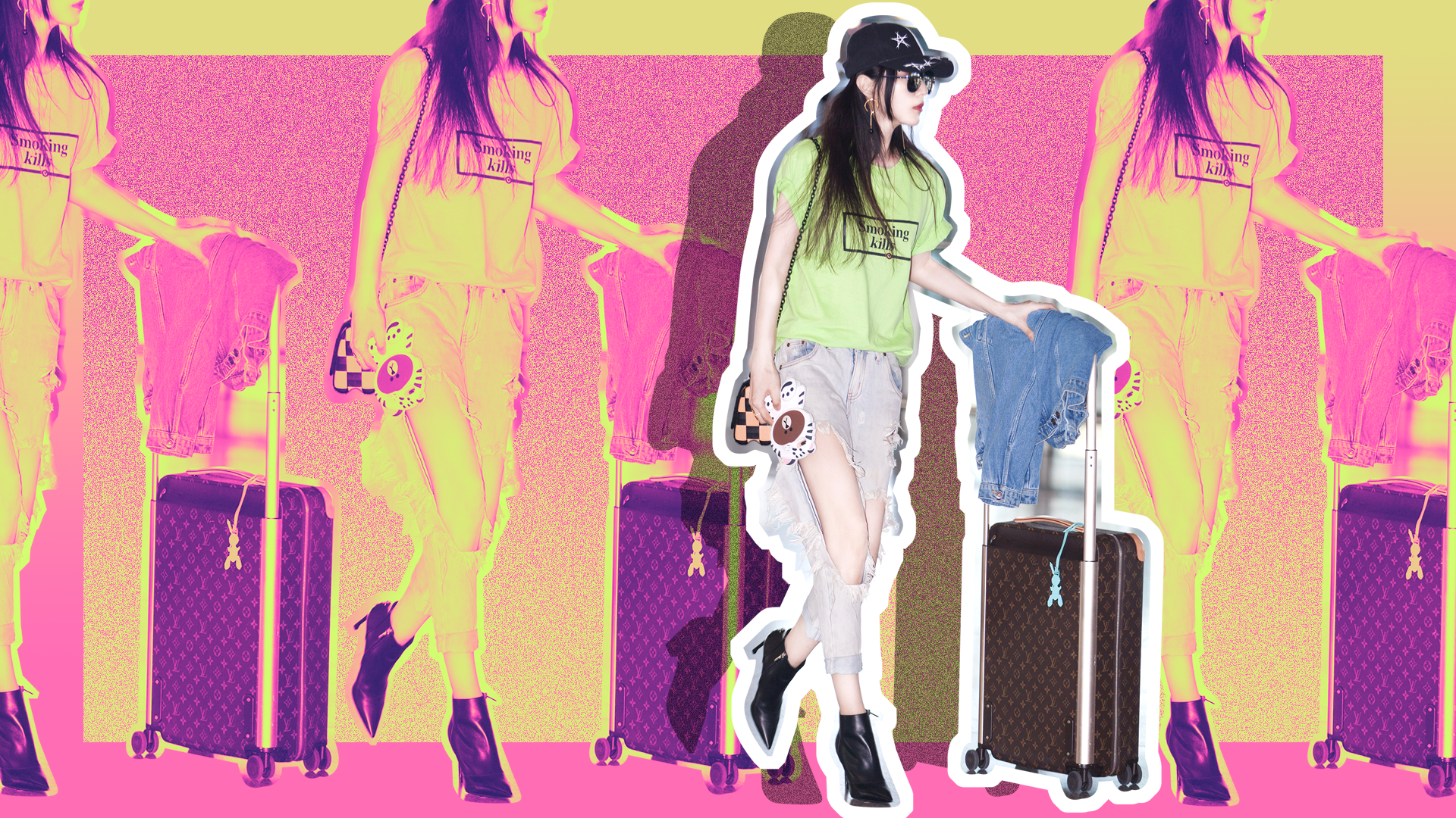 STYLECASTER   Luxe Luggage Guide