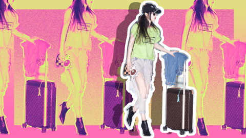 These Chic Carry-Ons Will Help You Travel in Style | StyleCaster