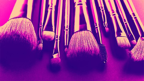How to CTRL ALT DLT Your Beauty Stash at Home | StyleCaster