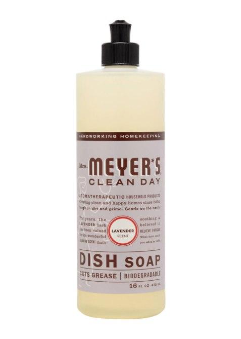 STYLECASTER | Random Beauty Questions | Mrs. Meyer's Dish Soap