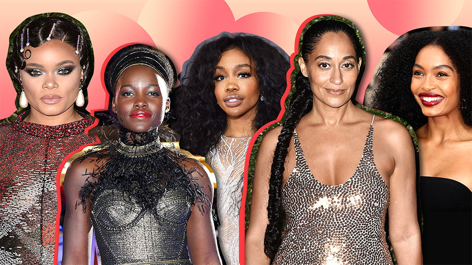 The Best Celeb Natural Hair Moments of 2018 (So Far)