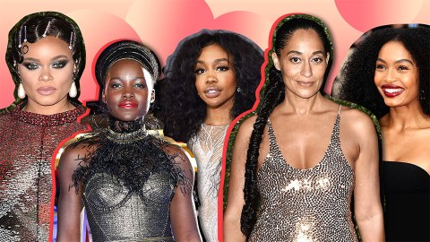 These Are the Best Celebrity Natural Hair Moments of 2018 | StyleCaster