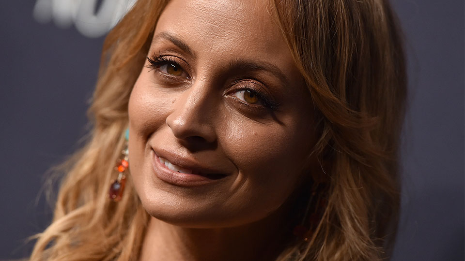 Nicole Richie is Embracing Her Curls and We Hope She Never Stops