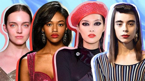 The Beauty Looks Dominating NYFW Fall–Winter 2018   StyleCaster
