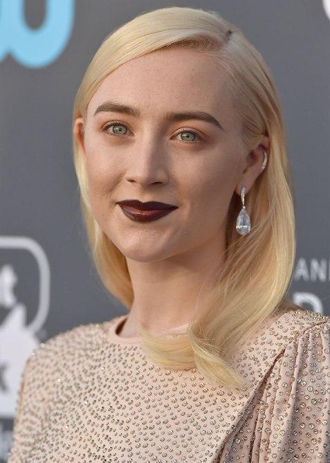 Saoirse Ronan at Critic's Choice Awards
