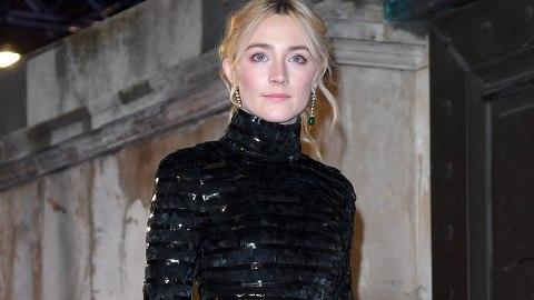 Saoirse Ronan's Makeup Artist Just 'Flipped' the Contour | StyleCaster