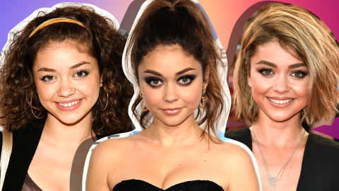 You Need to See Sarah Hyland's Wild Beauty Evolution | StyleCaster
