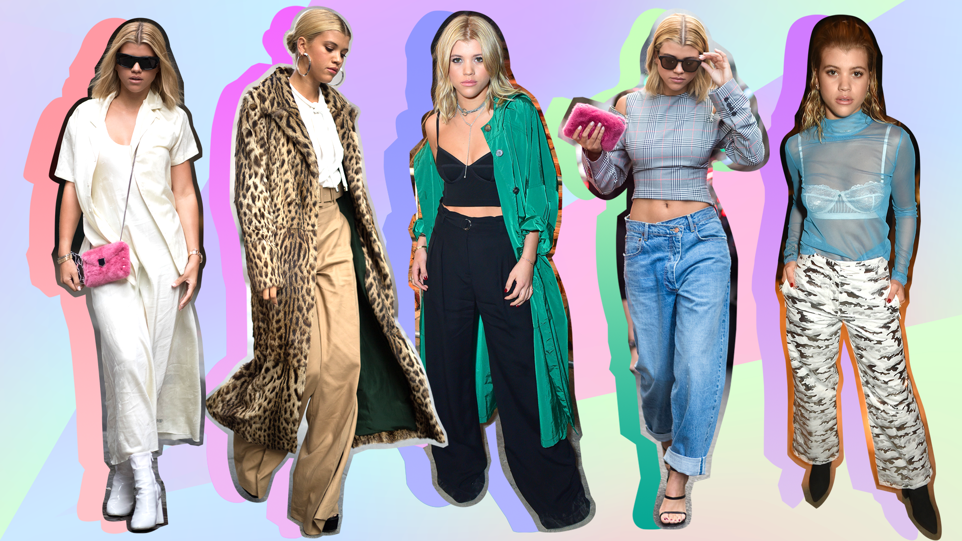 A Complete Guide to Sofia Richie's Coolest, Most Awe-Inspiring Outfits