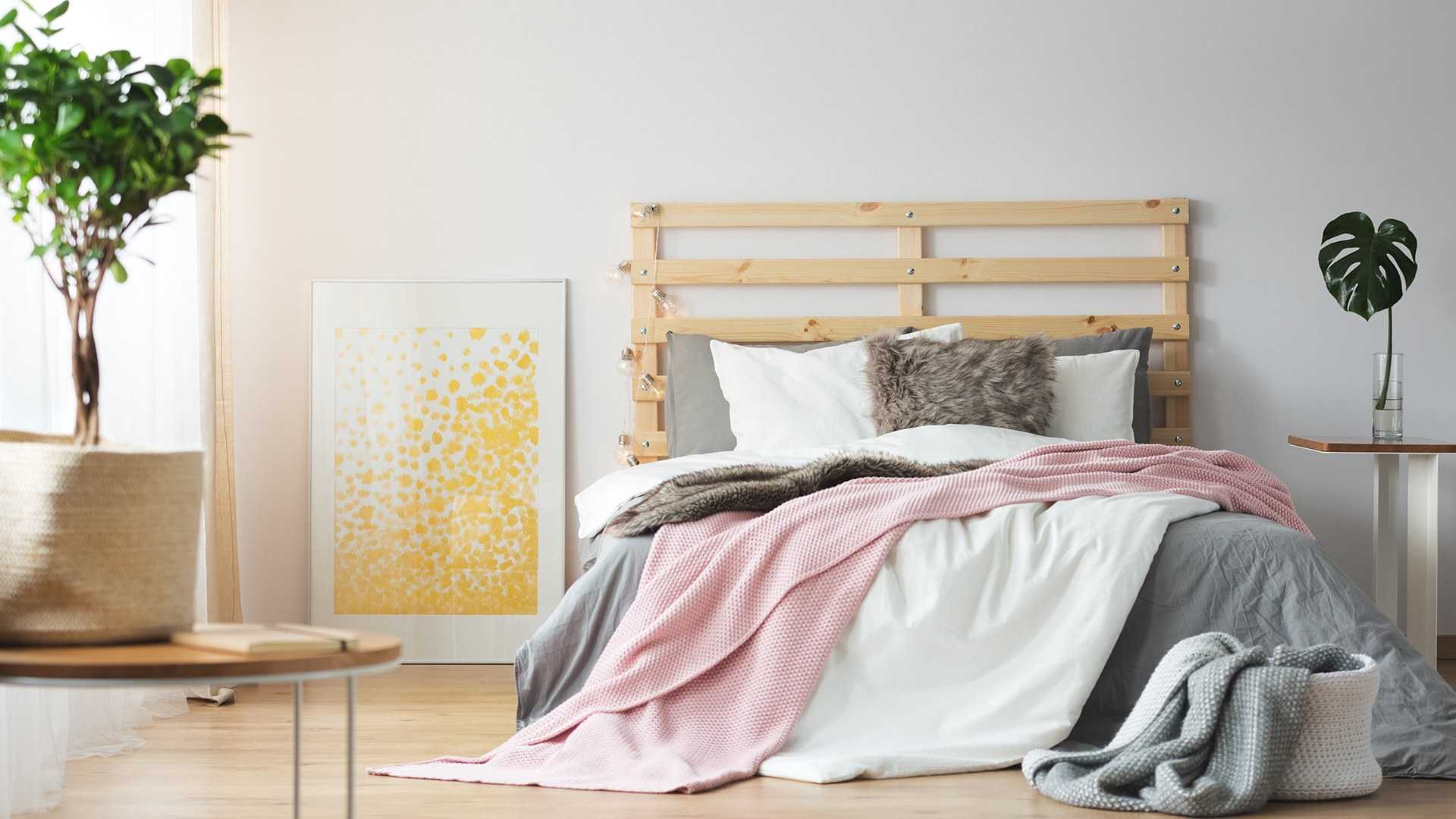 How to Style Your Bedroom for a Good Night's Sleep