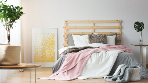 How to Style Your Bedroom to Get More Sleep | StyleCaster