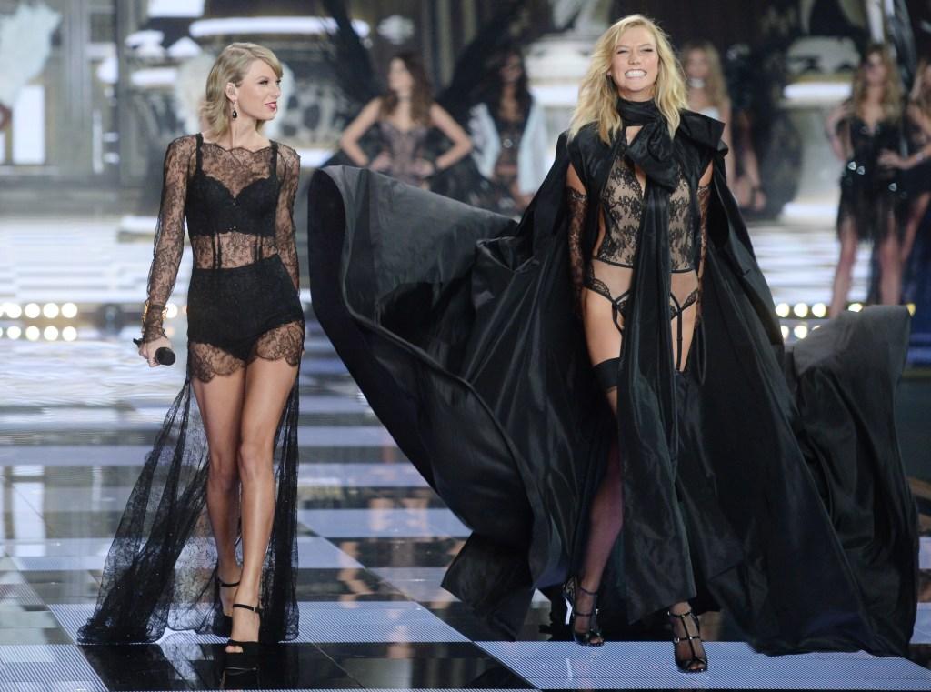 Victoria S Secret Model Shades Taylor Swift Stylecaster