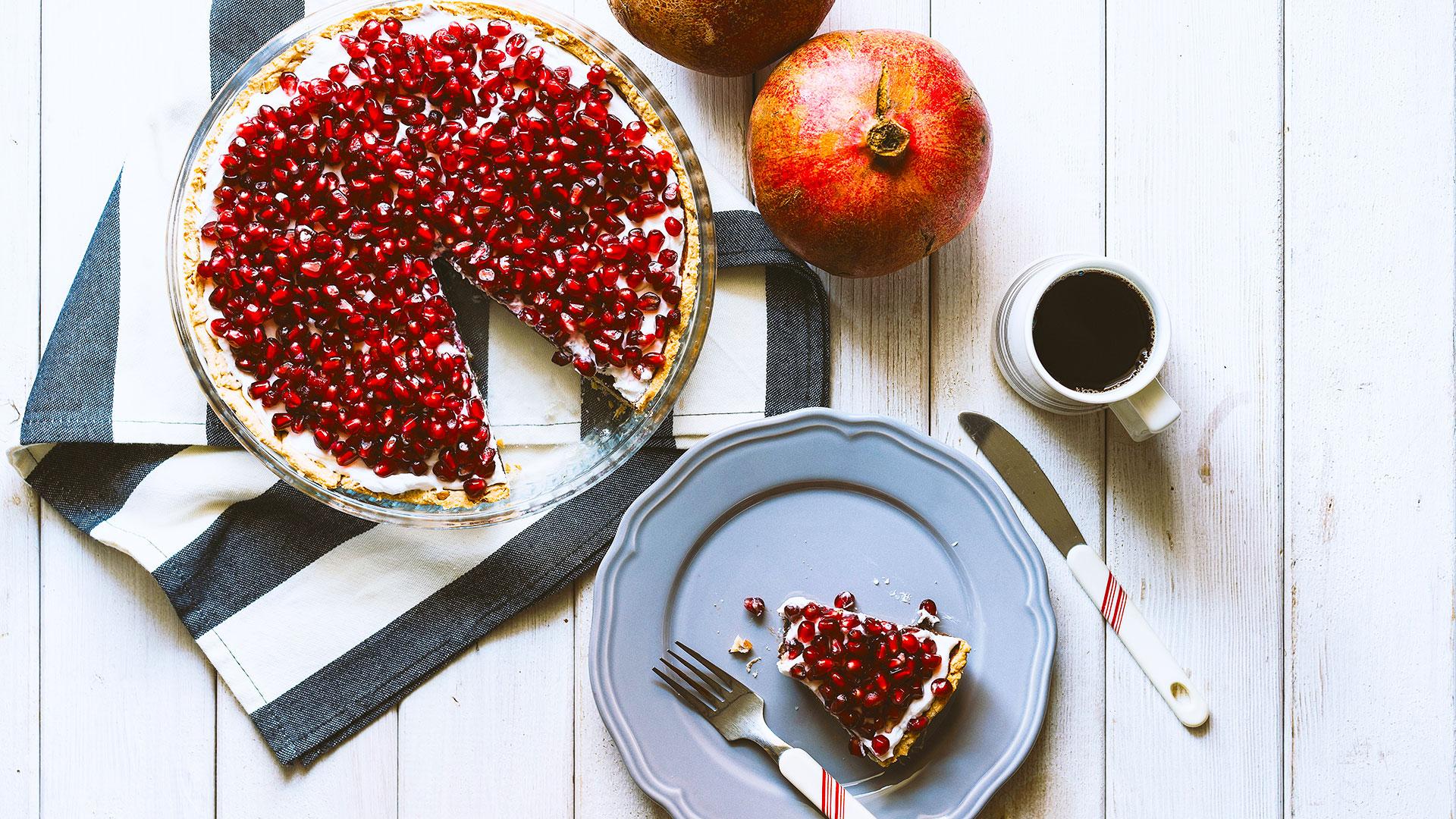 STYLECASTER | Winter Fruit Desserts