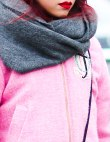 20 of the Coolest Ways to Wear an Infinity Scarf