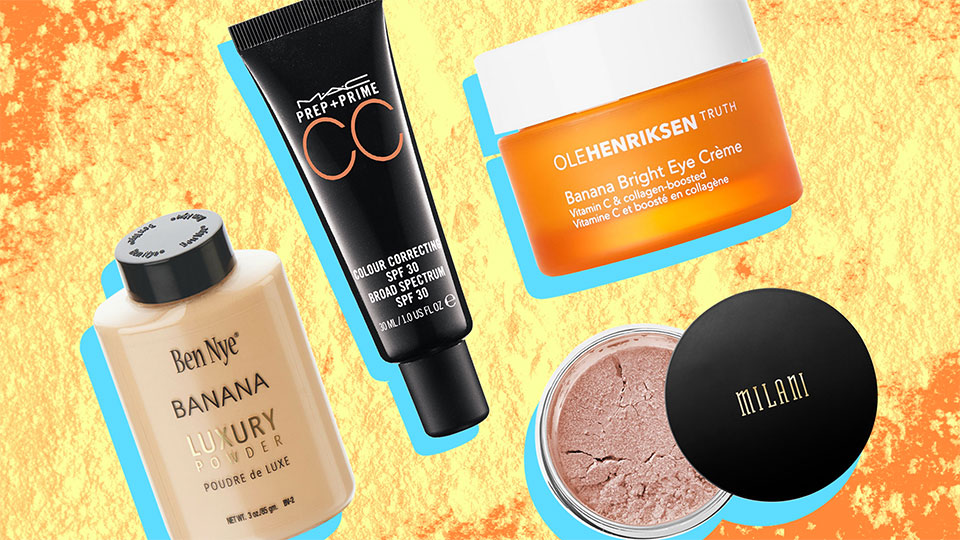 A Makeup Artist Breaks Down Everything You Need to Know About Banana Powders