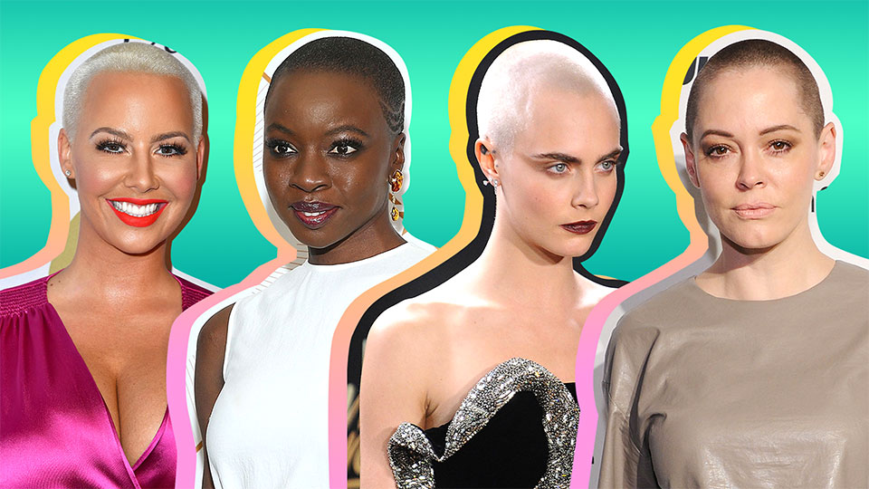 25 Celebrities Who Have Mastered a Fierce Buzz Cut