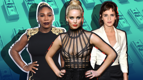 18 Famous Women Who Have Fought Against the Pay Gap | StyleCaster