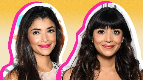 What 19 Celebs Look Like Before and After Getting Bangs | StyleCaster