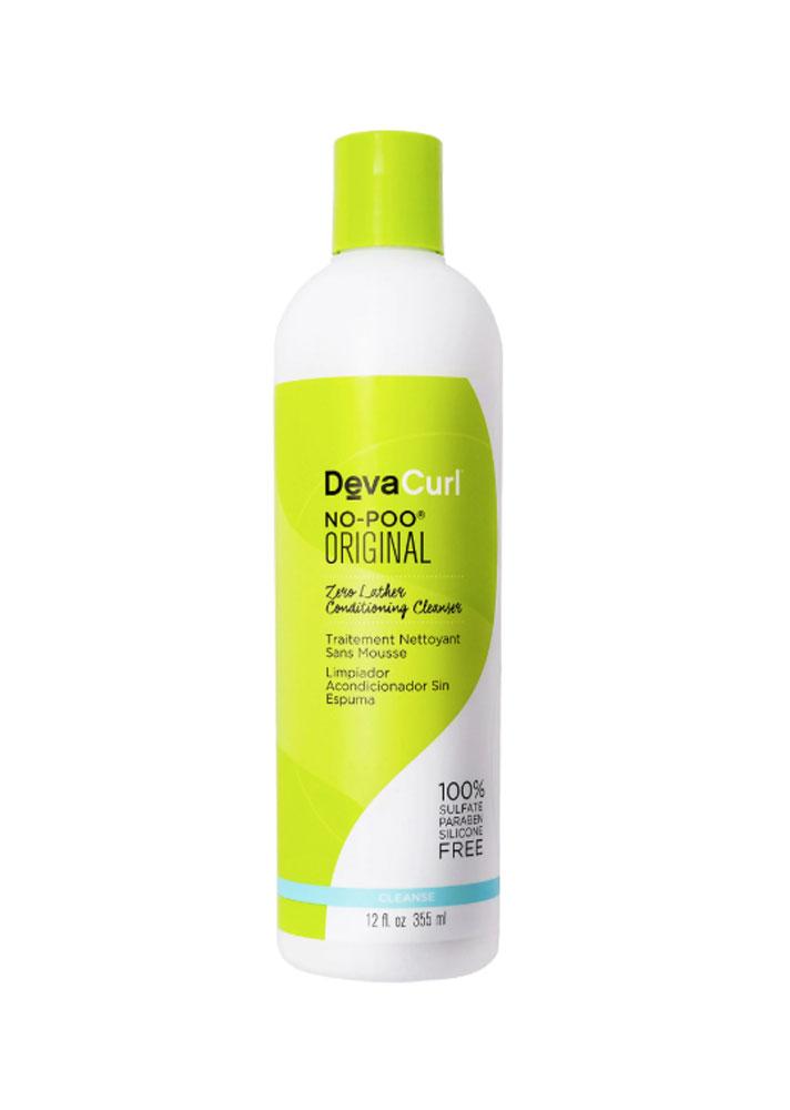 devacurl no poo 7 shampoo che lisciano i capelli crespi e ricci