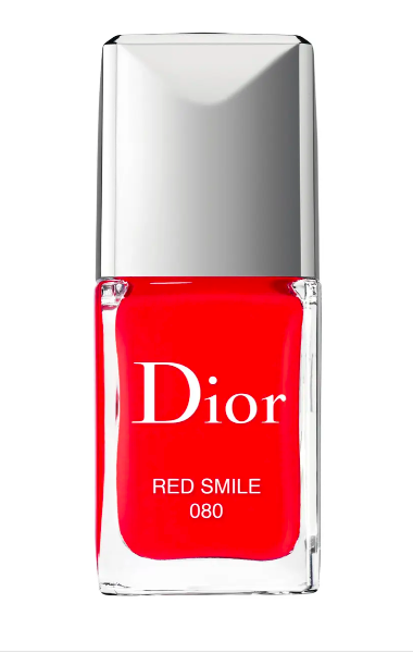 dior vernis gel shine long wear nail lacquer 17 Vibrant New Polish Colors To Brighten Up Your Digits This Spring