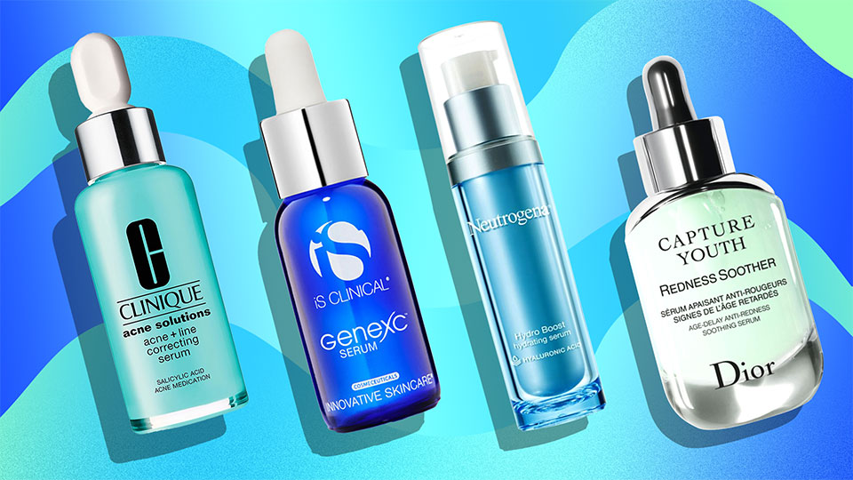 Best Facial Serums For Your Skin Type Stylecaster