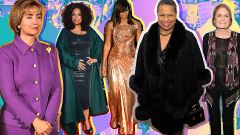 19 Feminist Icons Who Push Boundaries with Their Politics and Their Style | StyleCaster