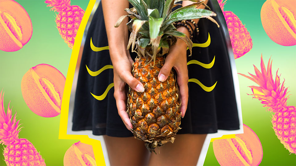 Does Food Affect Vaginal Odor and Taste?   StyleCaster