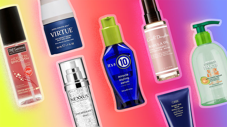 13 Top-Notch Hair Serums for Smooth and Shiny Strands