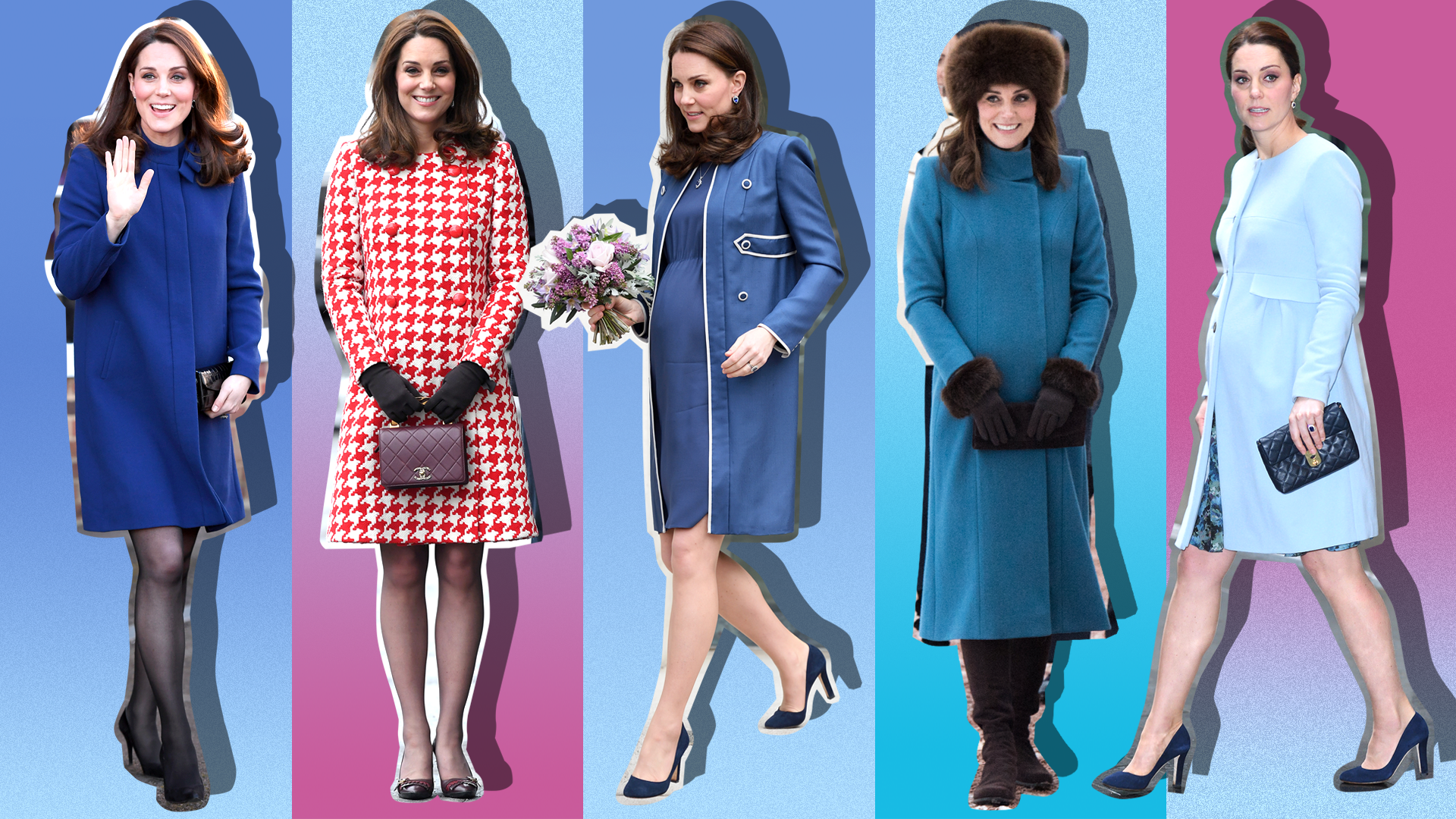 32 Times Kate Middleton's Maternity Style Deserved a Crown of Its Own
