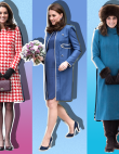 Every Time Kate Middleton's Maternity Style Reigned Supreme