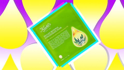 Three Editors Test-Drive Kiehl's First-Ever Sheet Mask | StyleCaster