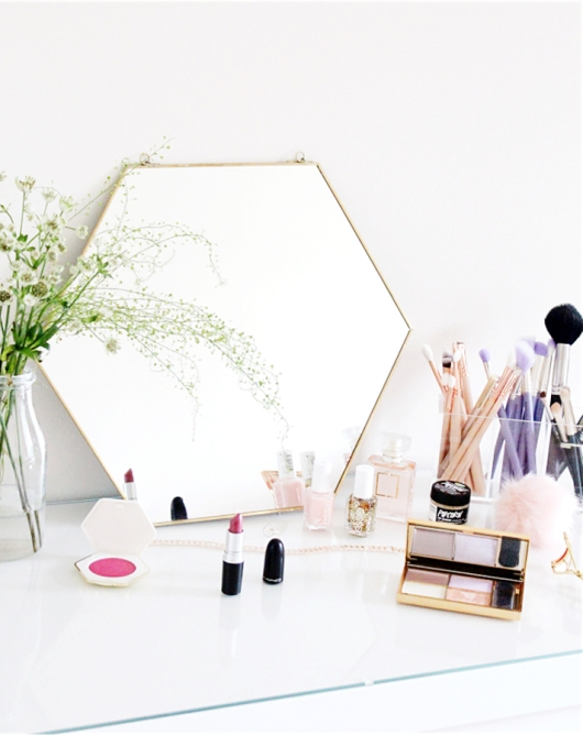 makeup storage sophies makeup 20 Truly Innovative (and Instagrammable) Ways to Store Your Beauty Products