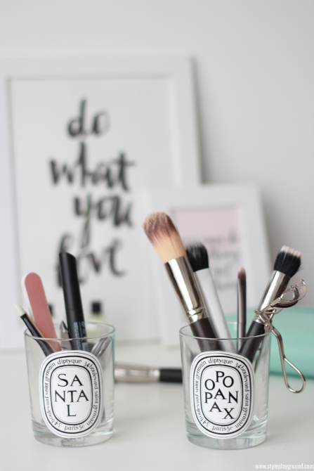 makeup storage style playground 20 Truly Innovative (and Instagrammable) Ways to Store Your Beauty Products
