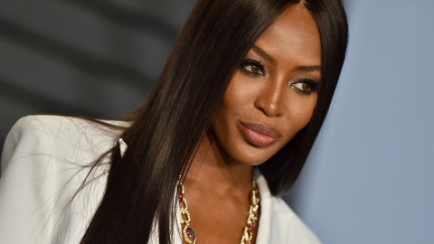 Did Naomi Campbell Photoshop Her Nose in This Instagram? | StyleCaster