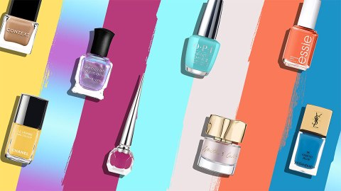 13 Vibrant Nail Polish Shades You Need This Spring | StyleCaster