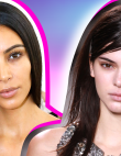 A Complete Guide to the KarJenners' Makeup-Free Selfies