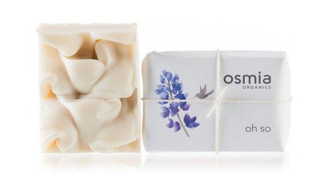 STYLECASTER | Clean Beauty Glossary | Osmia Organics Oh So Soap
